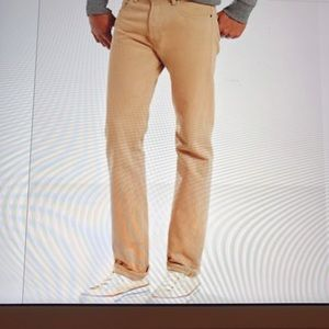 Levi's 501 Khaki Jeans